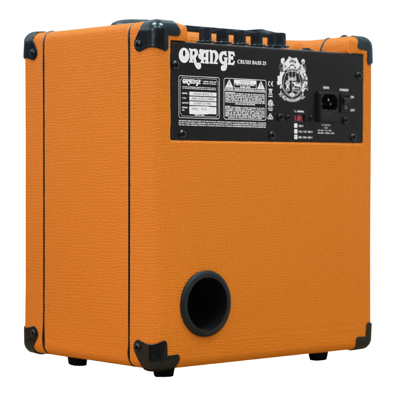 Orange Amps Crush Bass 25 Combo