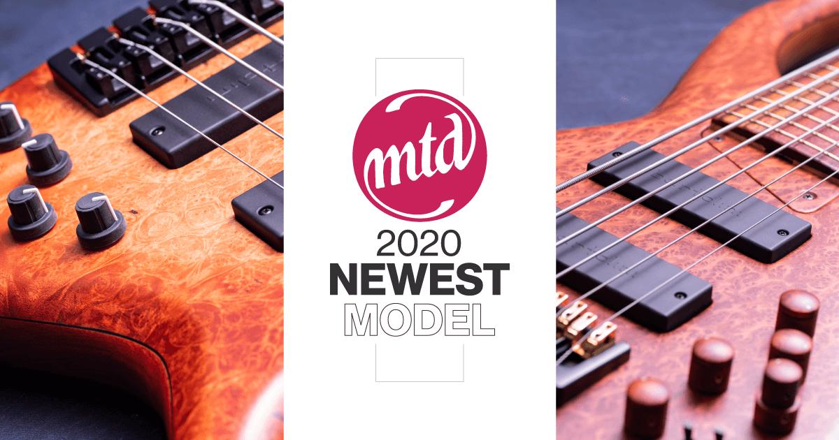 Michael Tobias Design 2020 NAMM MODEL