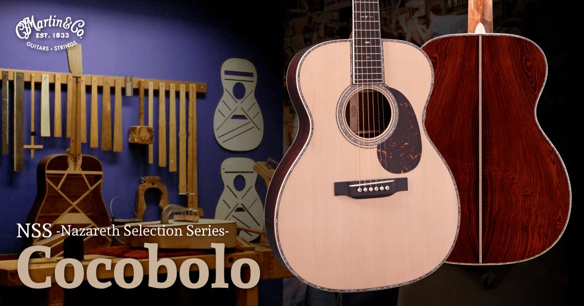 C.F.Martin Guitar NSS Cocobolo