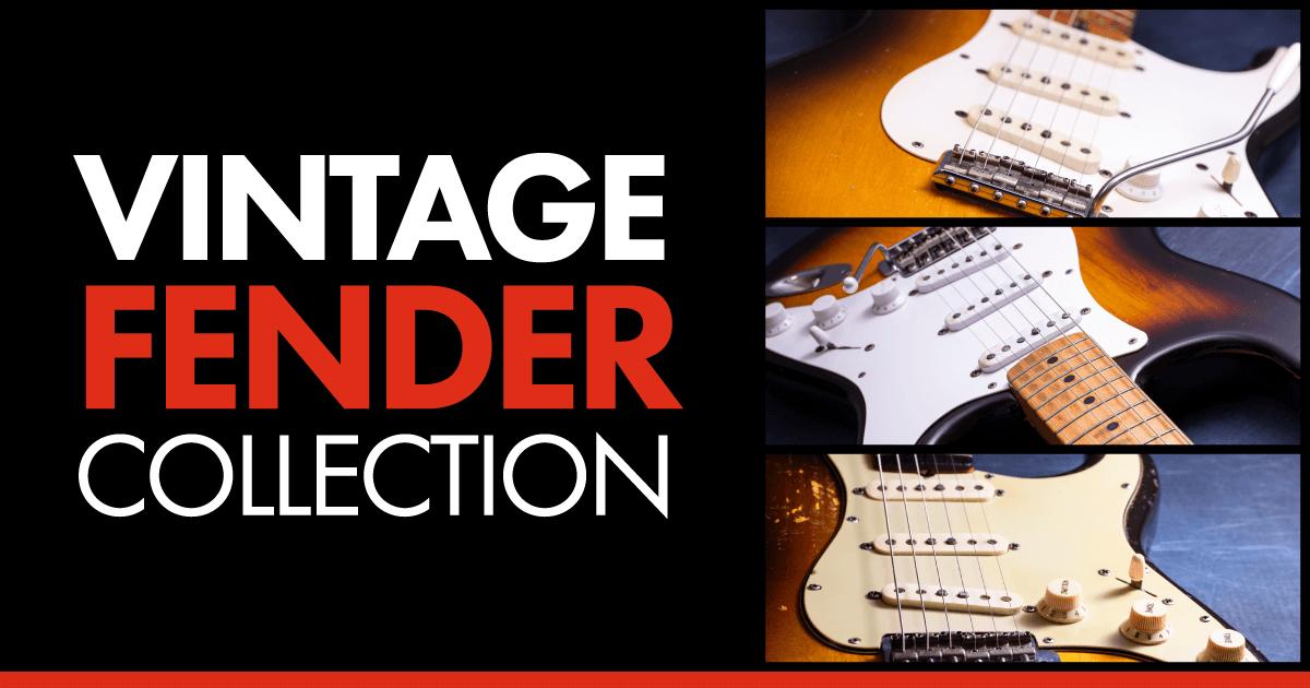 Fender Vintage Collection