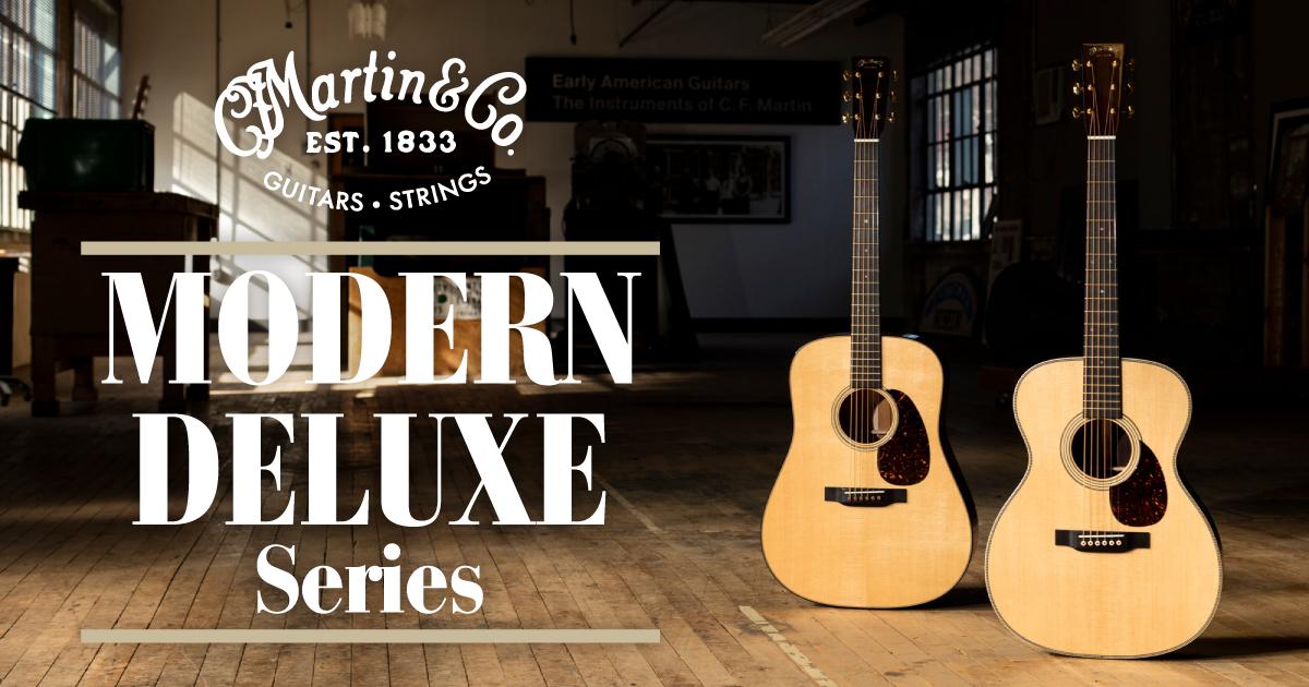 Martin Modern Deluxe