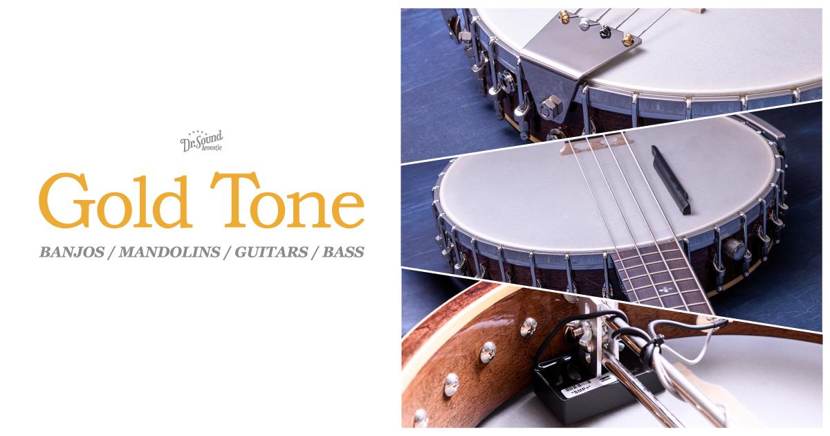 Gold Tone BANJOS