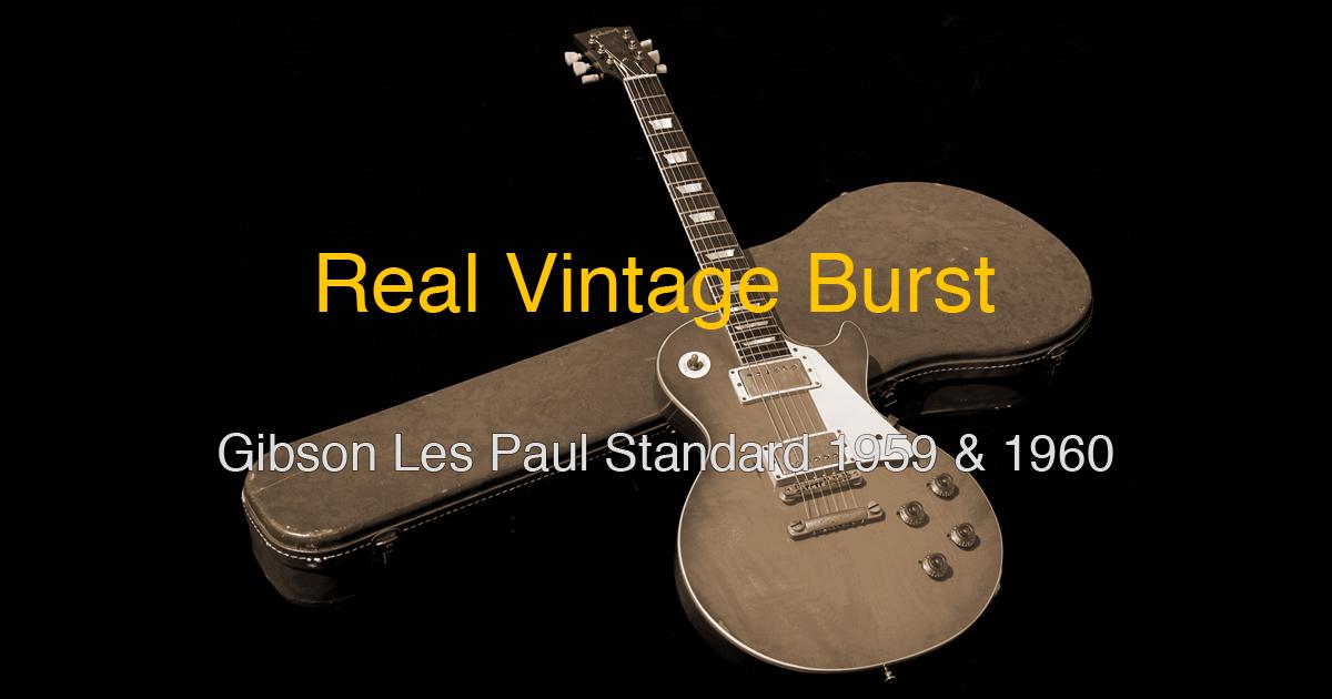 Real Vintage Burst